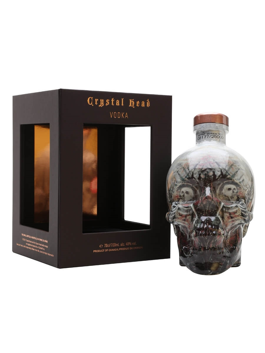 Crystal Head John Alexander Edition Vodka