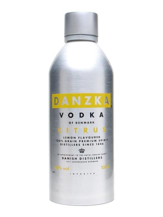 how to drink danzka vodka