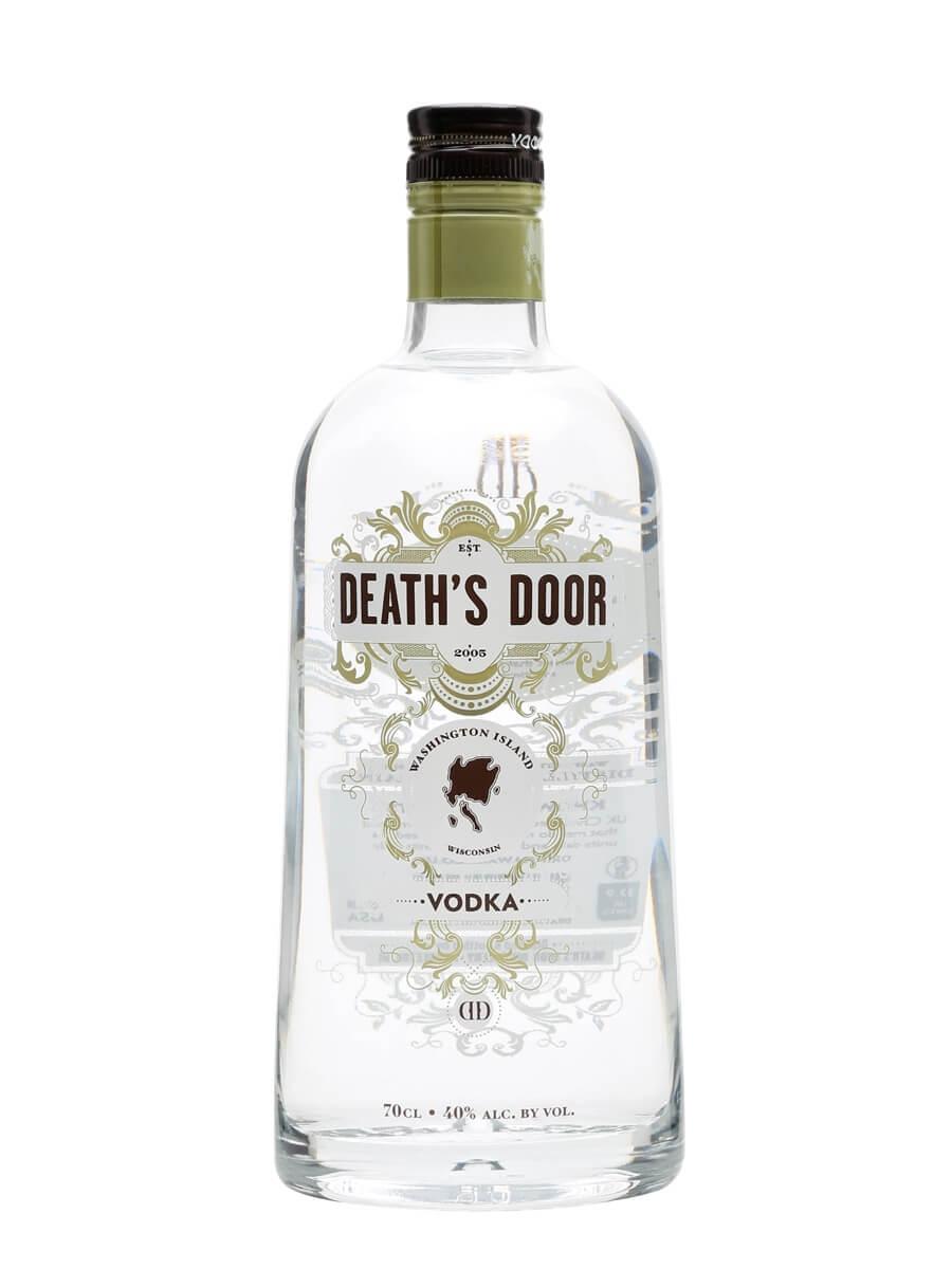 Deathu0027s Door Vodka  sc 1 st  The Whisky Exchange & Deathu0027s Door Vodka : Buy from Worldu0027s Best Drinks Shop