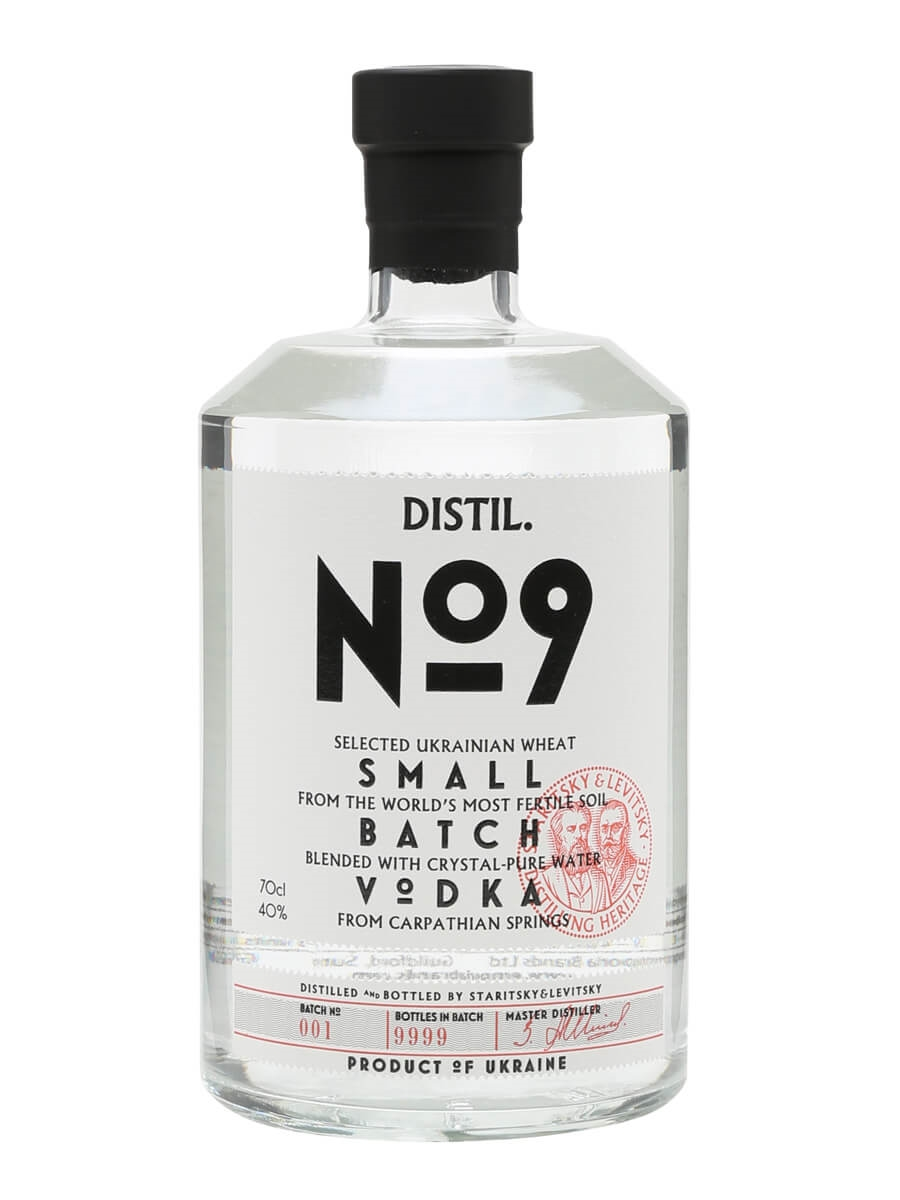 Distil No.9 Small Batch Vodka