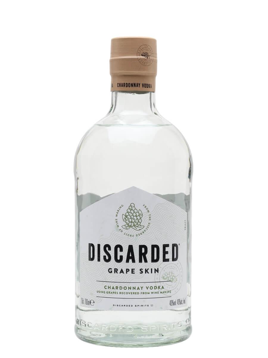 Discarded Grape Skin Chardonnay Vodka