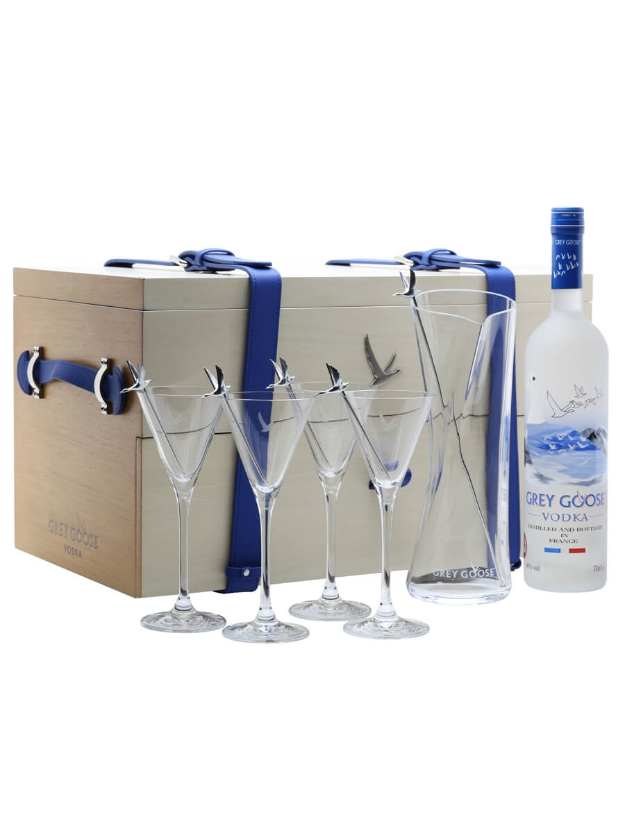 Grey Goose Explorer Edition - Martini Gift Set : Buy from World's ...