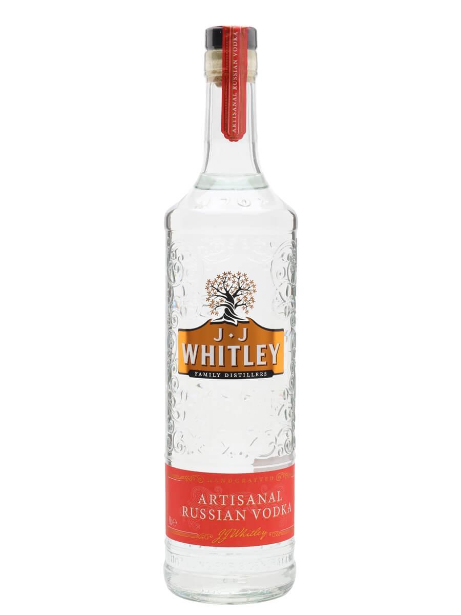 JJ Whitley Artisanal Vodka