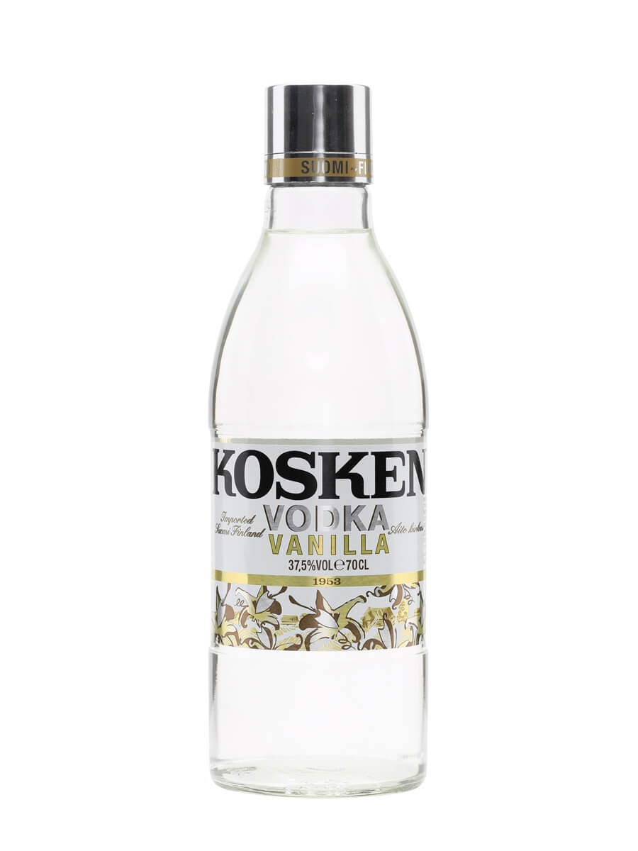 Koskenkorva 013 Vodka - Vanilla : Buy from World's Best Drinks Shop