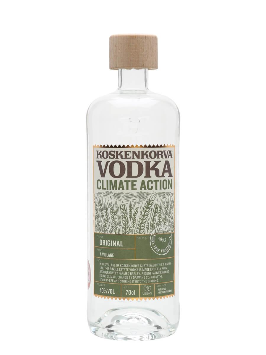 Koskenkorva Climate Action Vodka