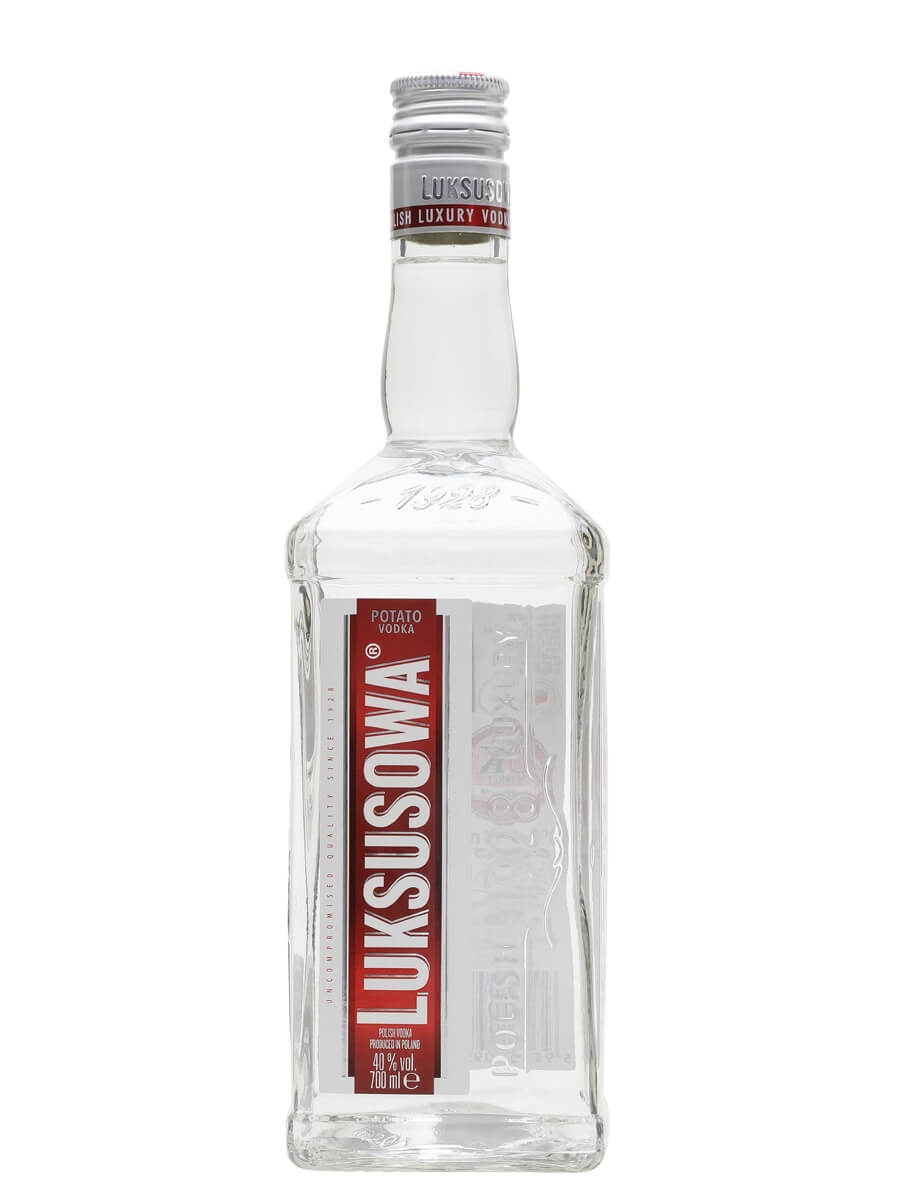 Luksusowa Red Label Vodka