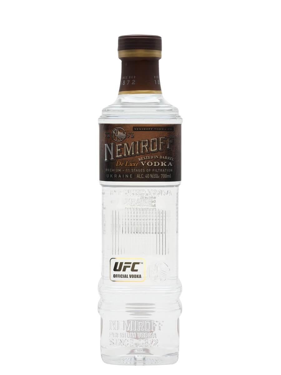 Nemiroff De Luxe Barrel Rested Vodka