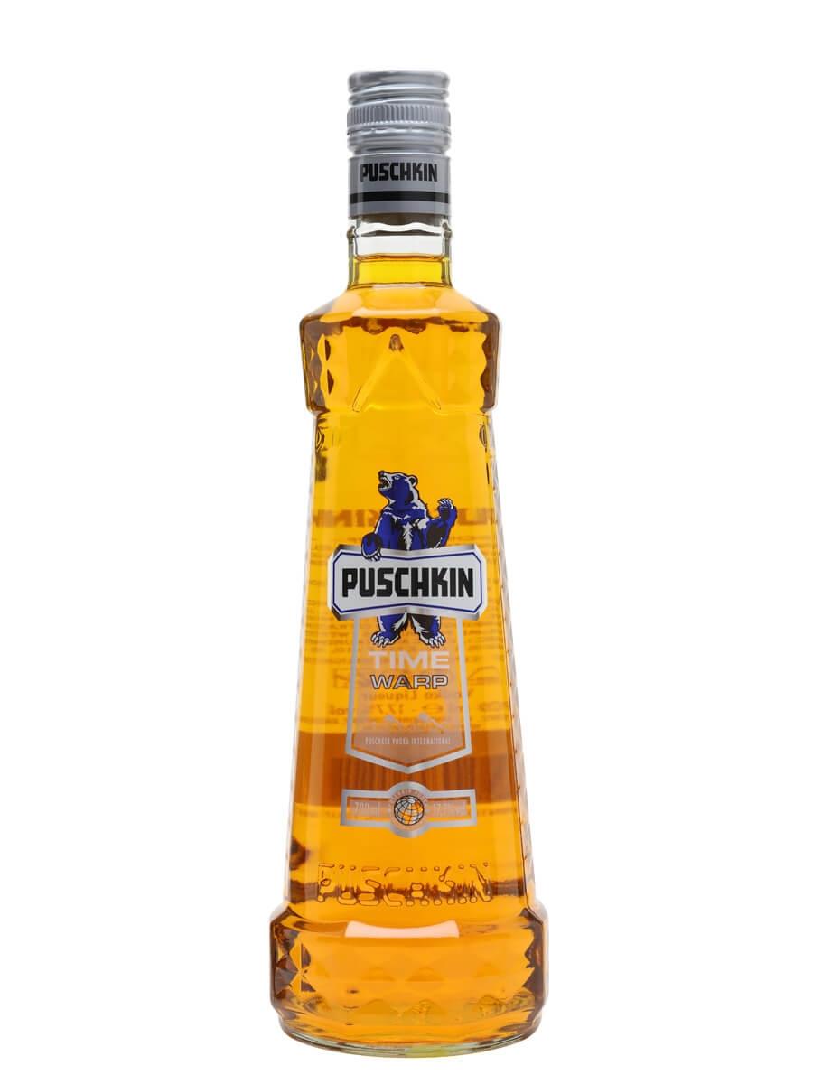 Puschkin Time Warp Liqueur