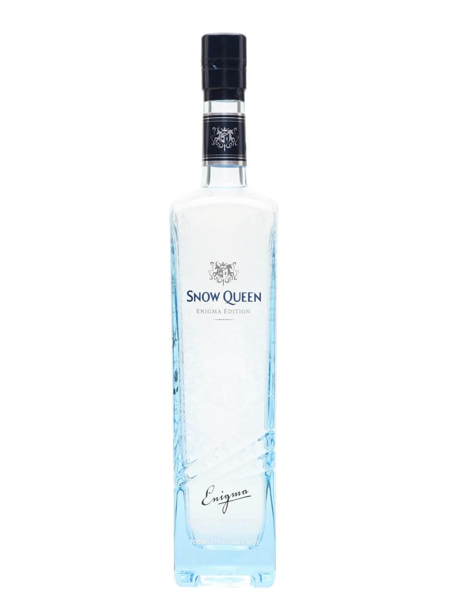 Snow Queen Enigma Vodka