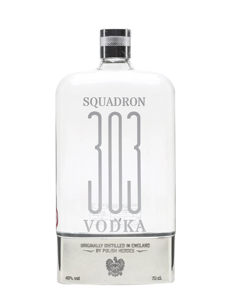 Squadron 303 Vodka : Buy from World's Best Drinks Shop