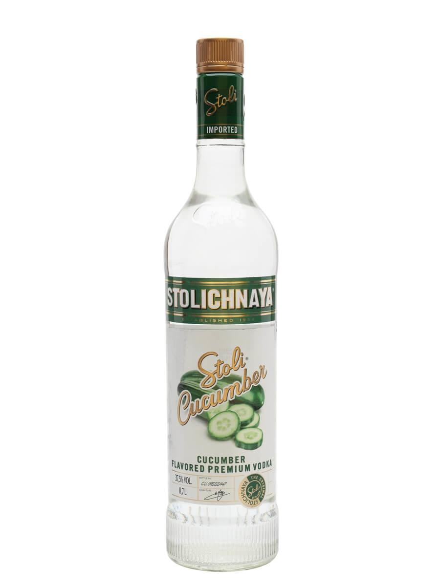 Stolichnaya Cucumber Vodka
