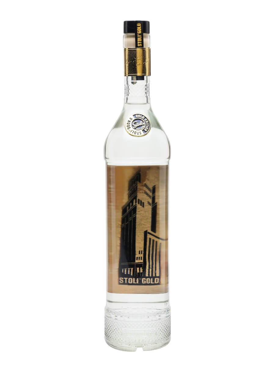 Stolichnaya Elit (Stoli Elit) Vodka Review | VodkaBuzz ...