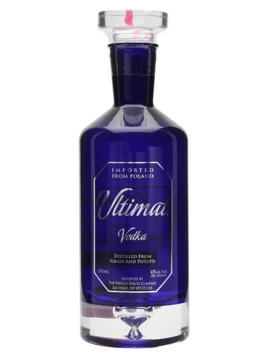 Ultimat Vodka / Half Bottle