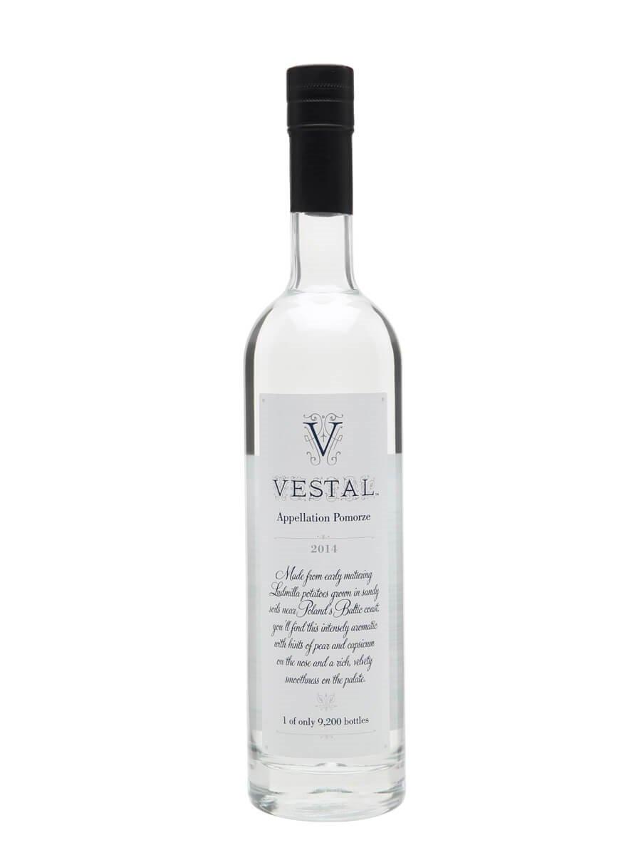 Vestal Pomorze 2014 Vintage Vodka