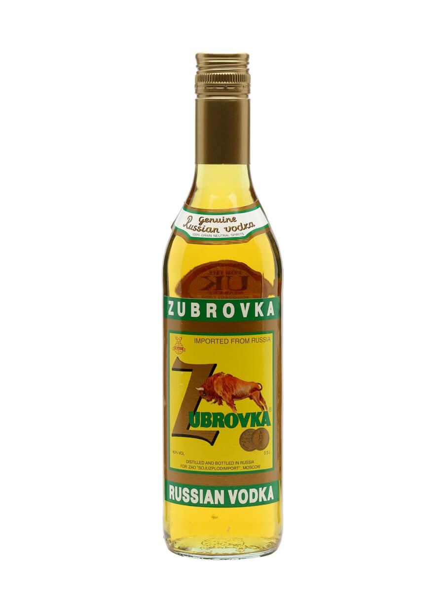 Zubrovka Russian Vodka