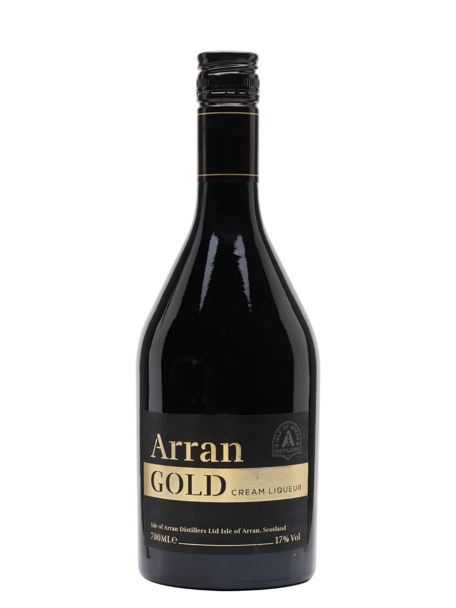 Arran Gold Malt Cream Liqueur The Whisky Exchange