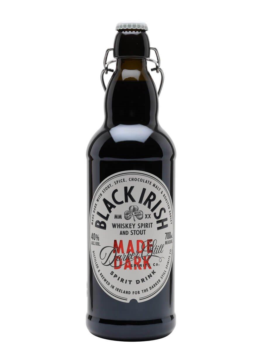 Black Irish Whiskey with Stout
