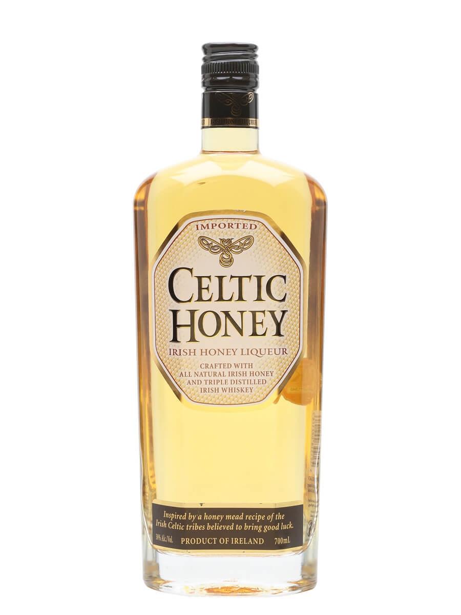 Celtic Honey Irish Whiskey Liqueur The Whisky Exchange