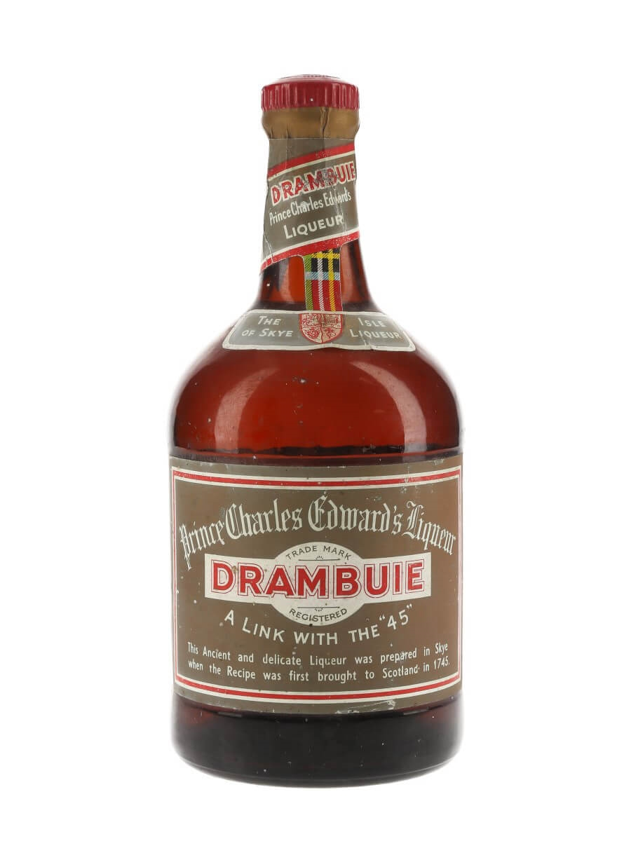 Drambuie Whisky Liqueur / Bot.1980s / Litre