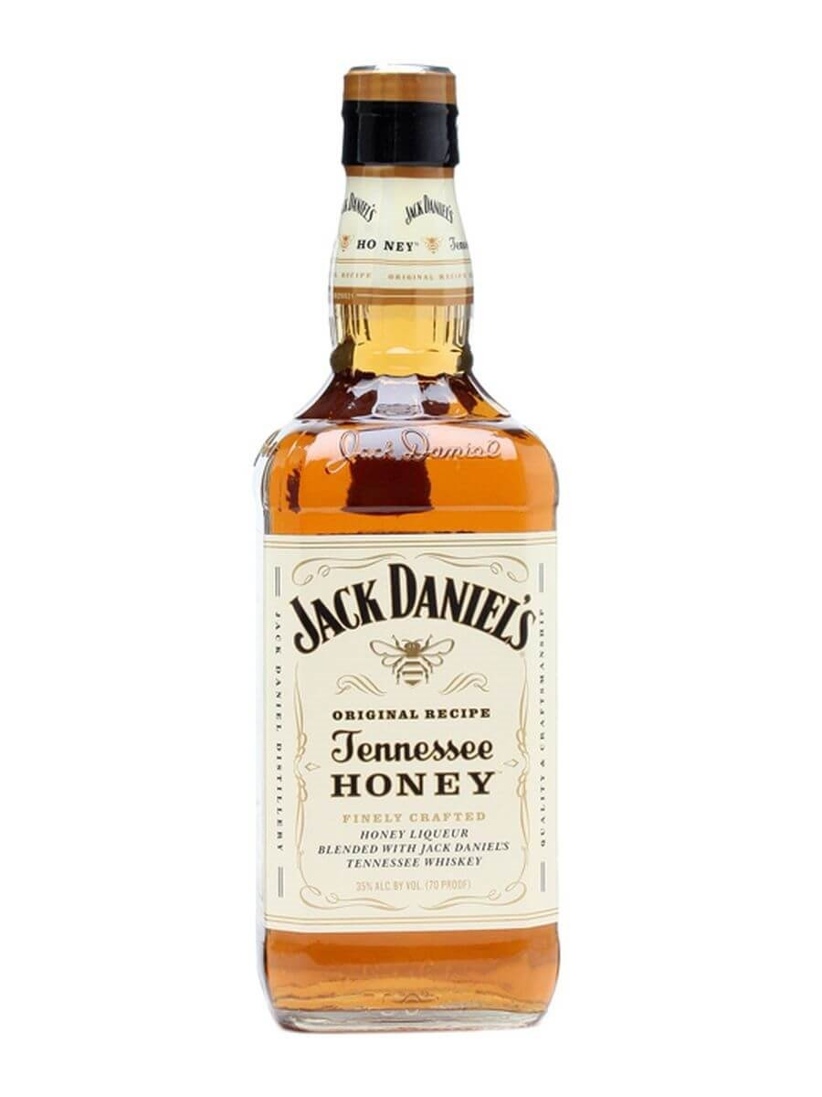 Jack Daniel\'s Tennessee Honey Whiskey Liqueur : The Whisky Exchange