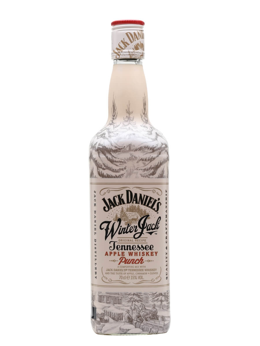Jack Daniel S Winter Jack Apple Punch The Whisky Exchange
