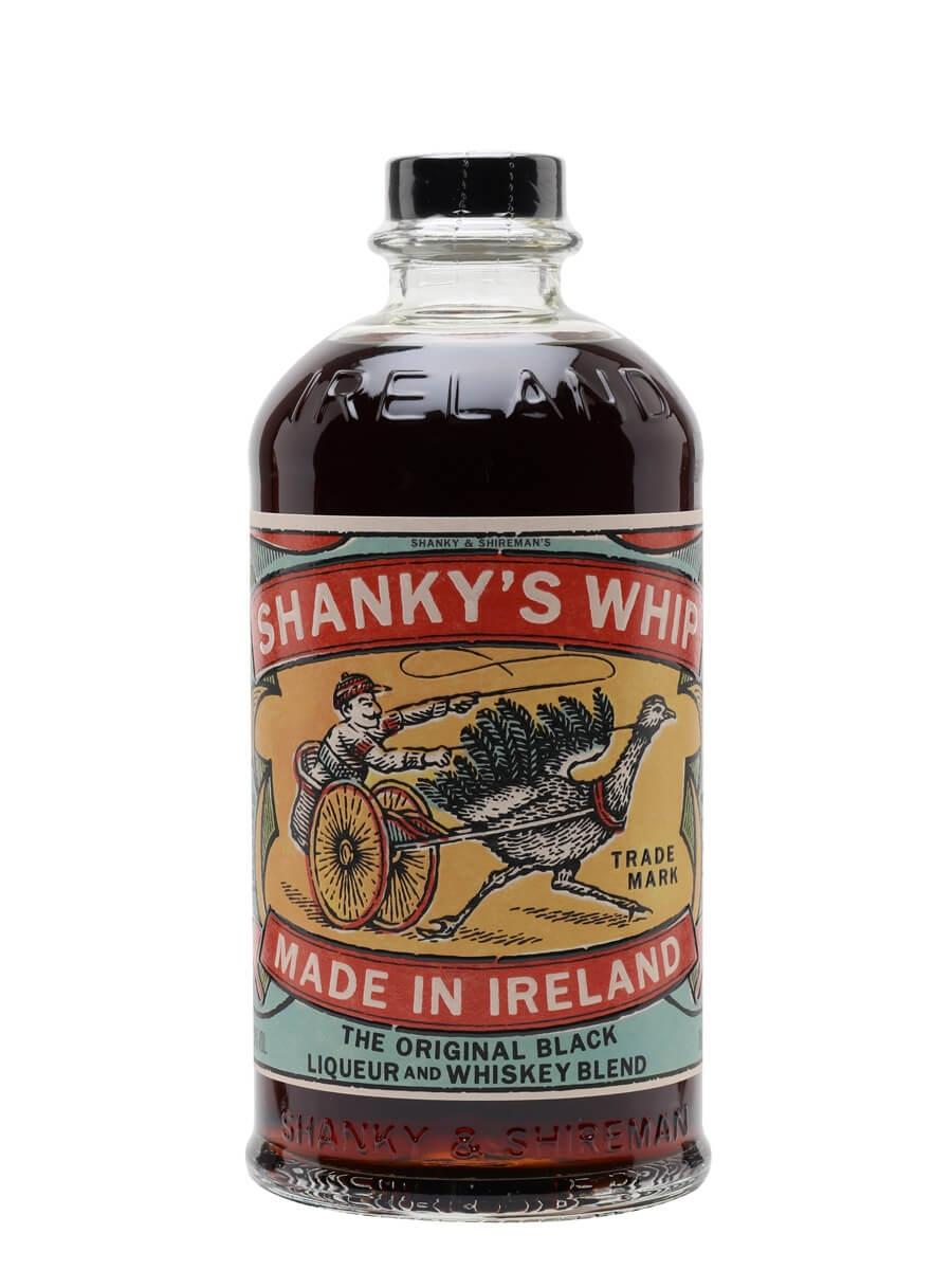 Shanky's Whip Black Irish Whiskey Liqueur