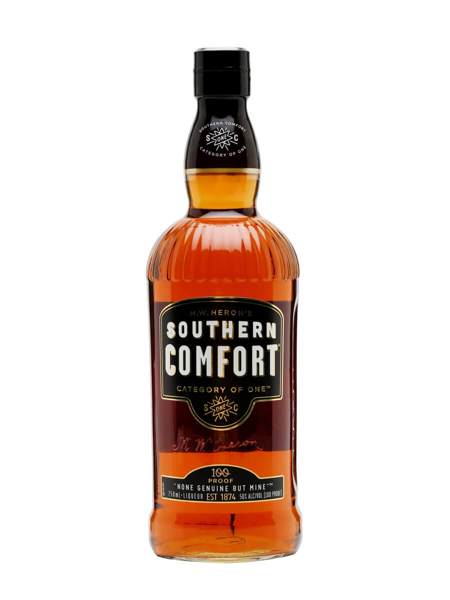 Southern Comfort Liqueur 100 Proof The Whisky Exchange
