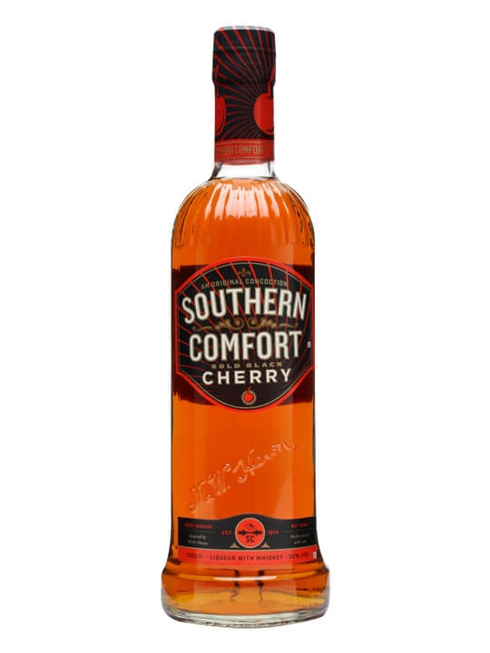 Southern Comfort Bold Black Cherry The Whisky Exchange