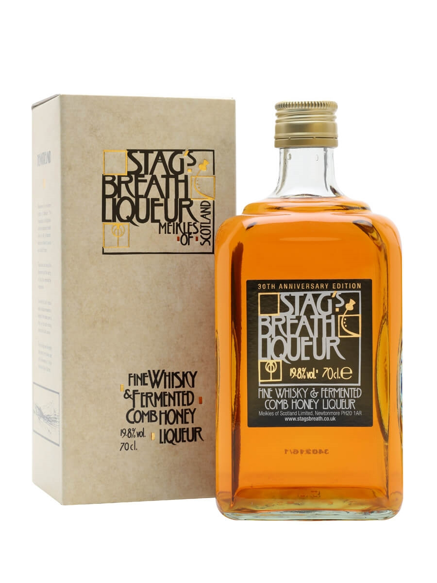 Stag S Breath Liqueur The Whisky Exchange
