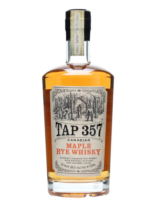 Tap 357 Canadian Maple Whiskey Liqueur