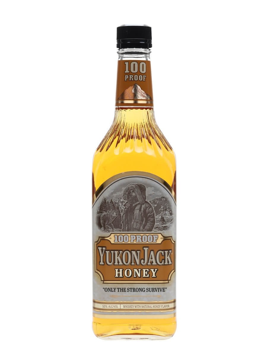 Yukon Jack Whisky Liqueur : The Whisky Exchange