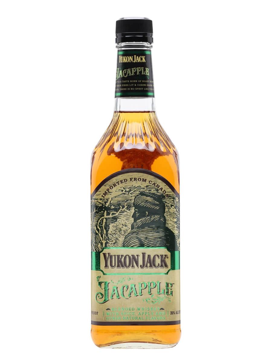 Yukon Jack Jacapple Liqueur The Whisky Exchange