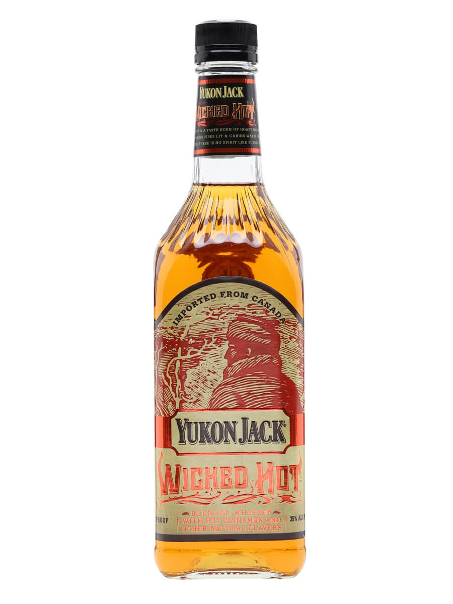 Yukon Jack Wicked Hot Liqueur The Whisky Exchange
