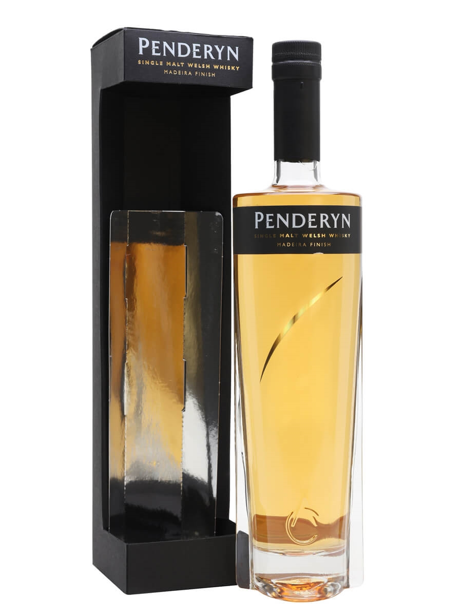 Penderyn welsh single malt whiskey