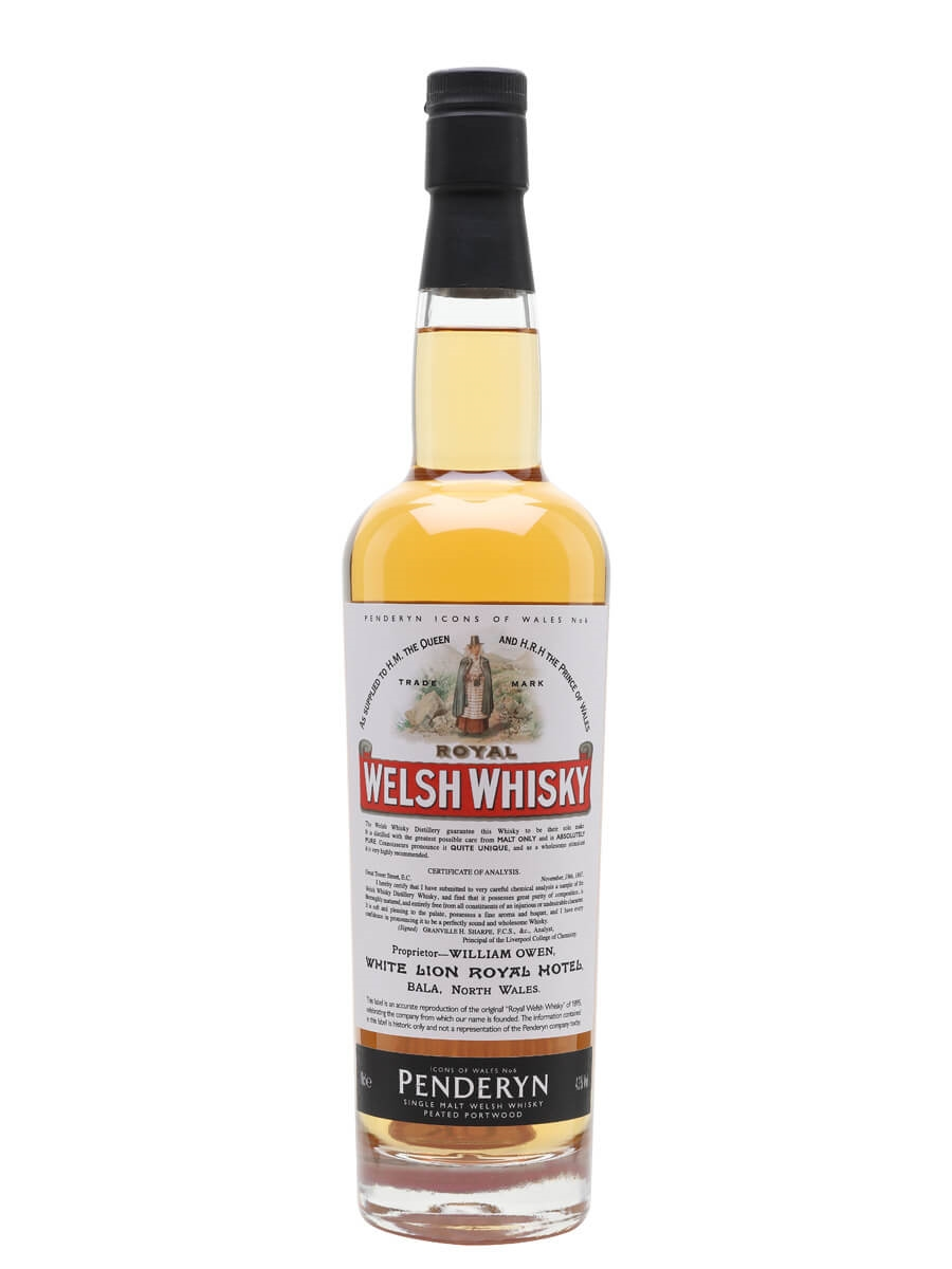Penderyn Royal Welsh Whisky