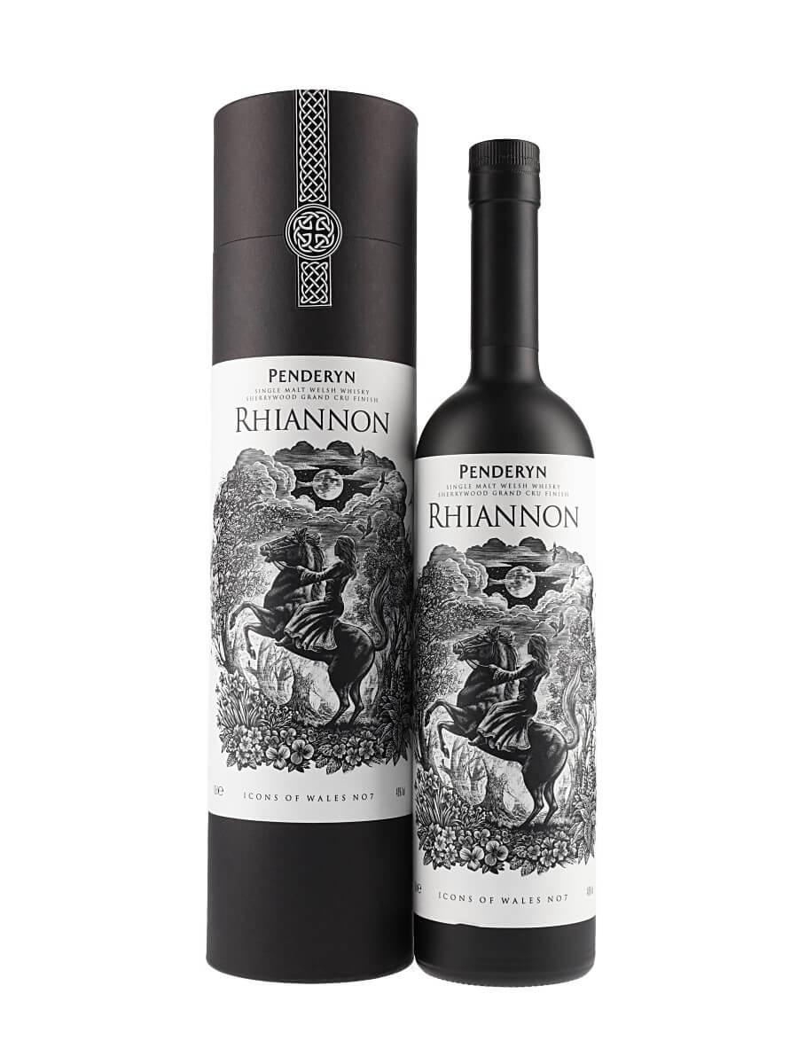 Penderyn Rhiannon / Sherry Wood Finish