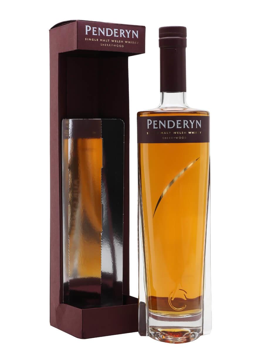 PENDERYN Single Malt Welsh Whisky 0, 7l 41%