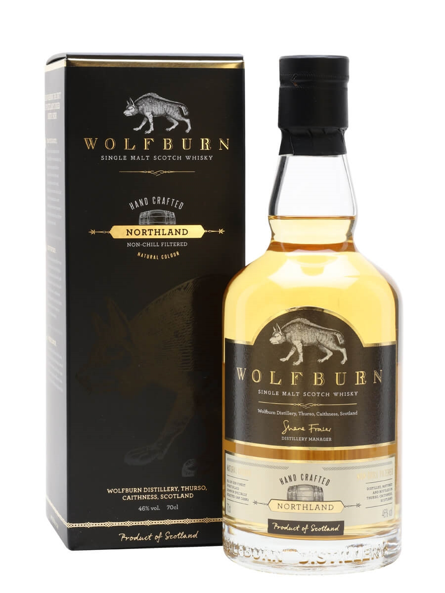 Review No.148. Wolfburn Northland