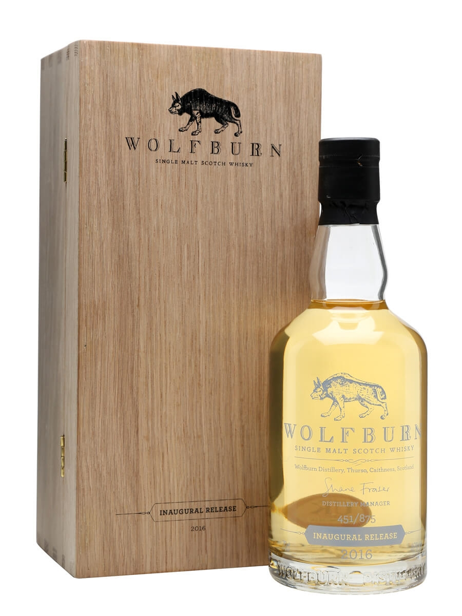 Wolfburn Inaugural Special Edition 2016