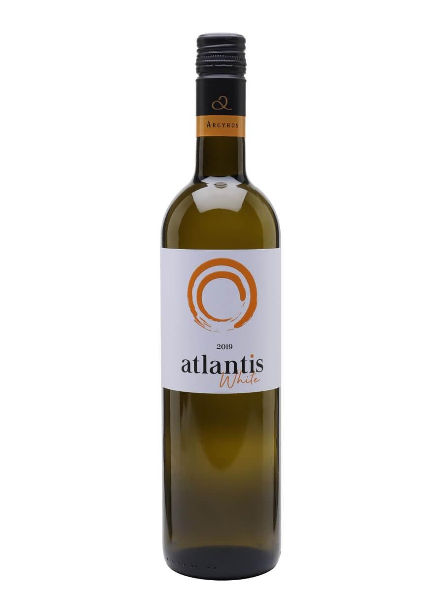 Atlantis Santorini White 2019