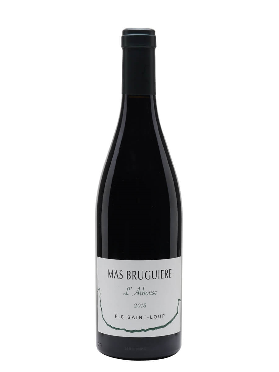 Xavier Bruguiere Pic St Loup Arbouse Red 2018