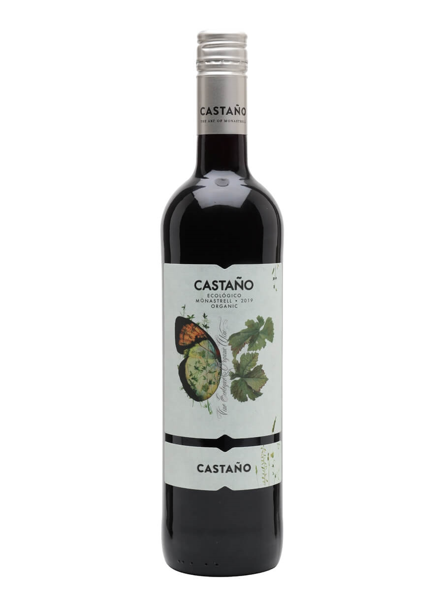 Castano Organic Monastrell 2019