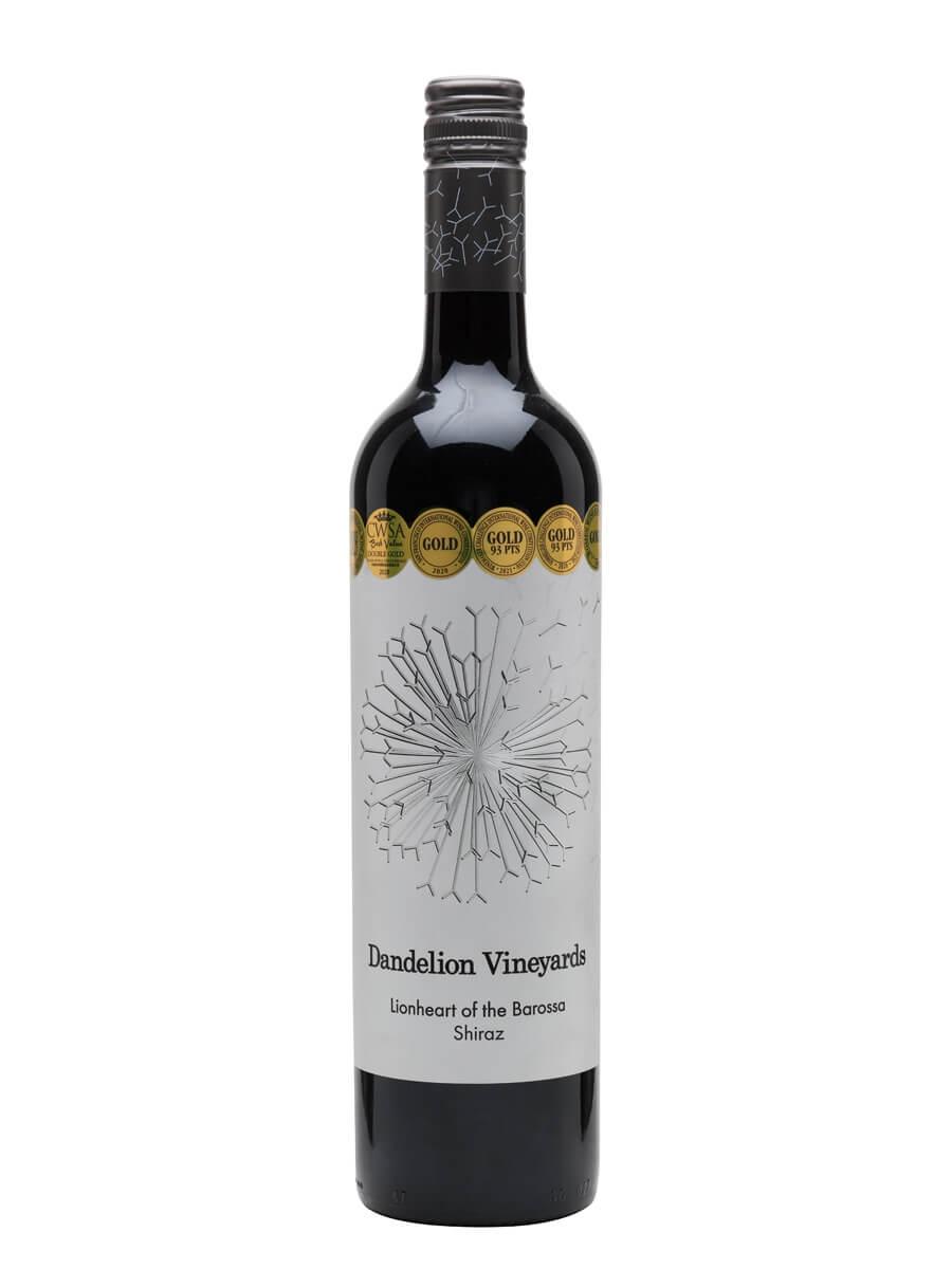 Lionheart of the Barossa Shiraz 2018 / Dandelion Vineyards