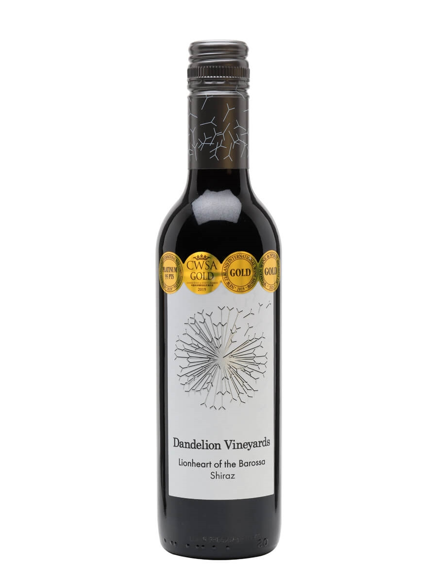 Lionheart of the Barossa Shiraz 2018 / Dandelion Vineyards / Half Bottle