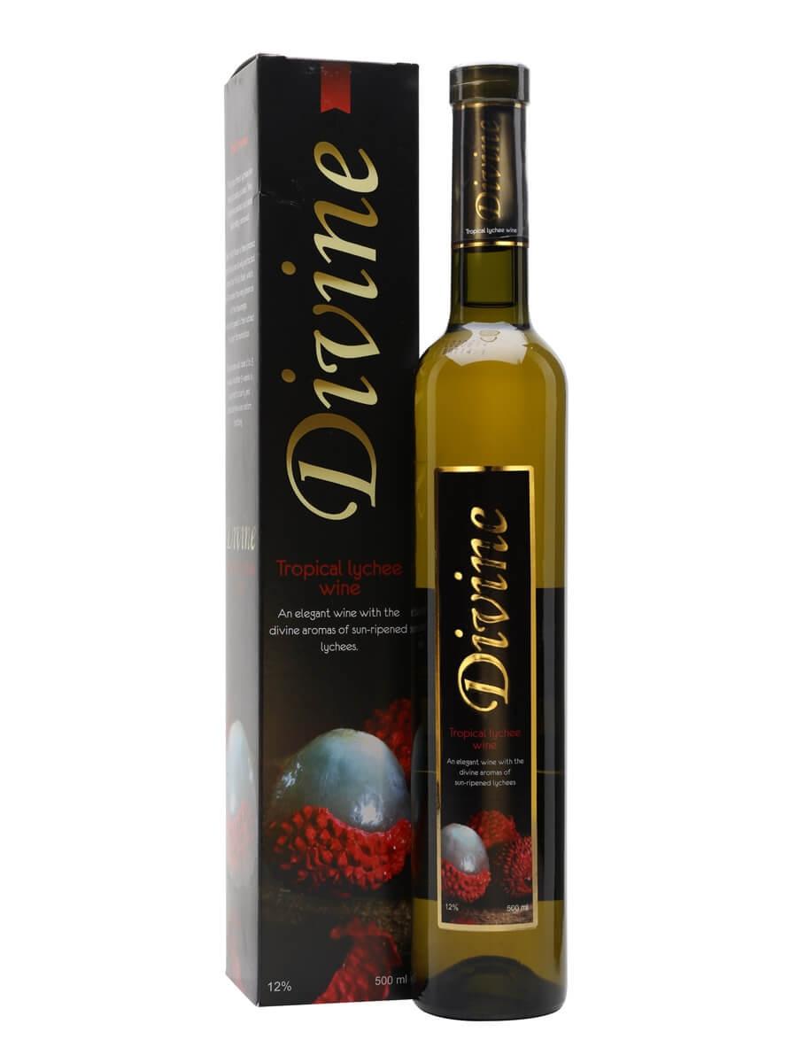 Divine Tropical Lychee Wine