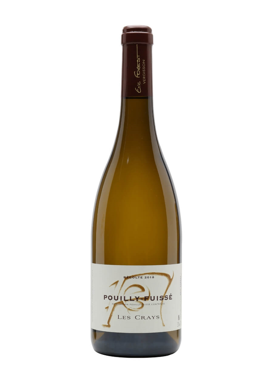 Pouilly Fuisse Les Crays 2018 / Domaine Eric Forest