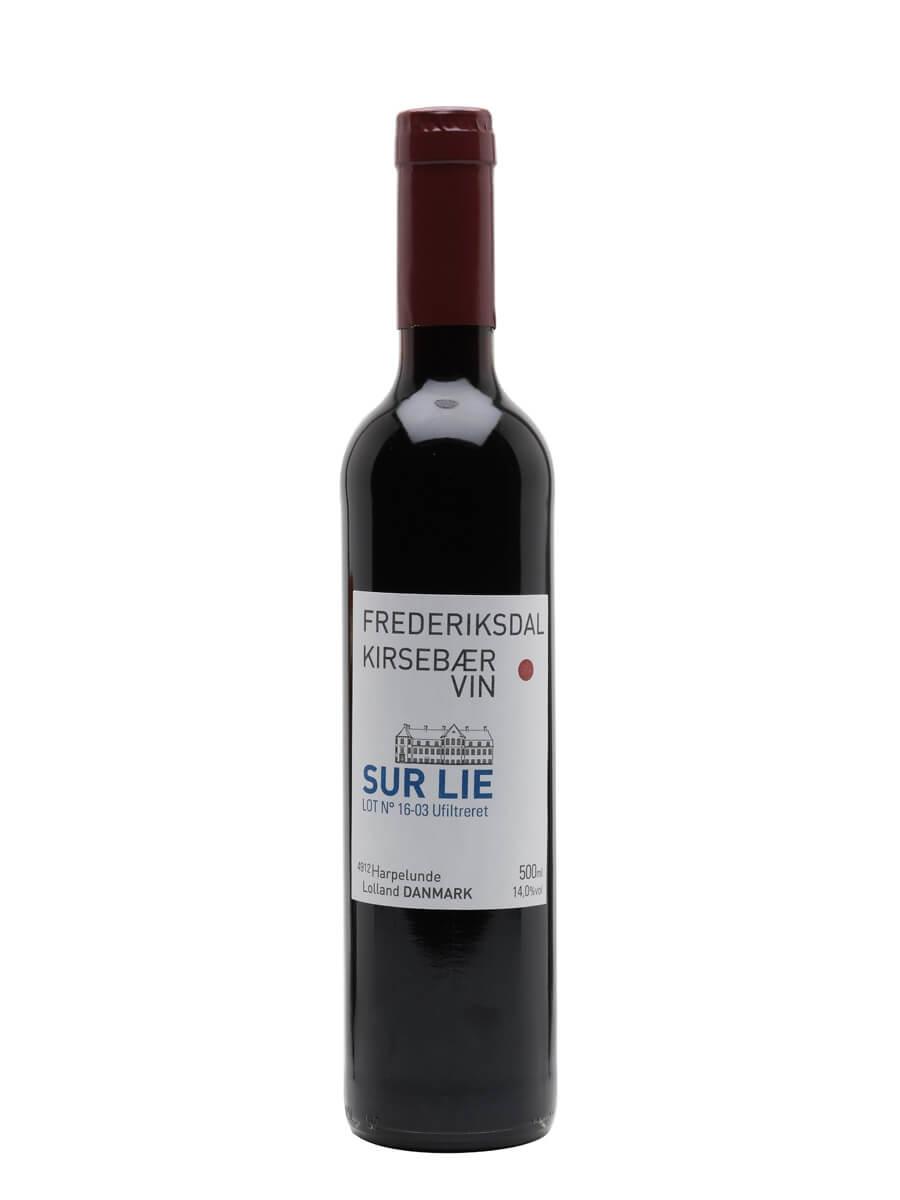 Frederiksdal Sur Lie Vin af Kirsebaer (Cherry Wine)