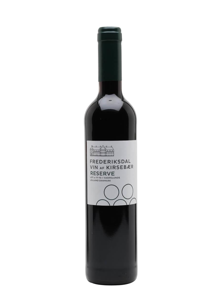 Frederiksdal Reserve Vin af Kirsebaer (Cherry Wine)