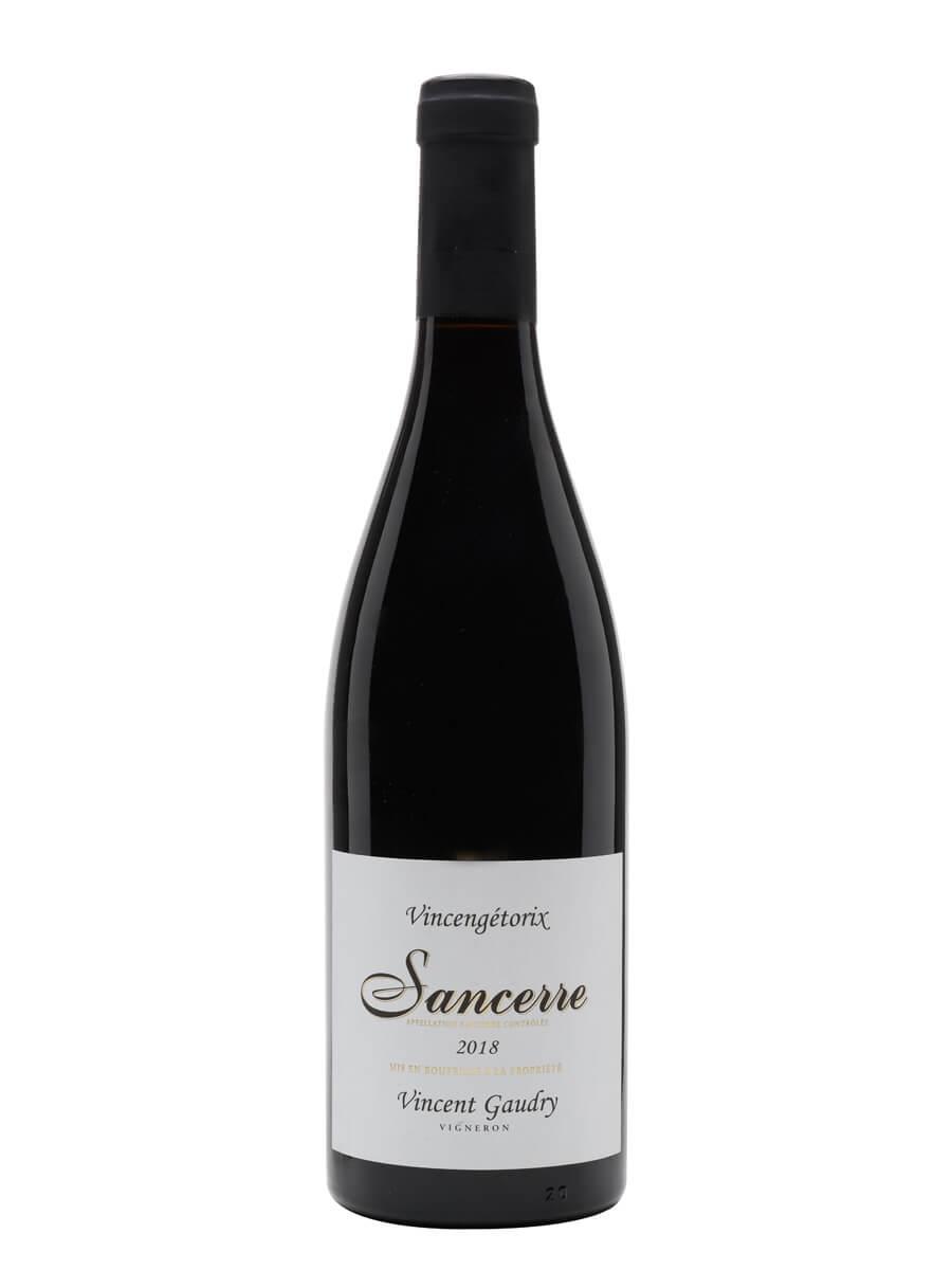 Sancerre Rouge Vincengetorix Vincent Gaudry 2018