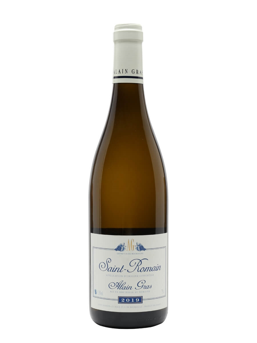 St Romain Blanc 2019 Domaine Alain Gras